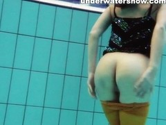UnderwaterShow Video: Nina Markova