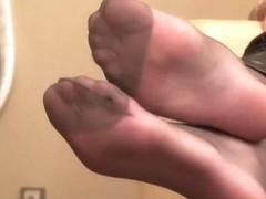 Nylon Feets 9