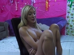 Hottest pornstar Amy Brooke in Exotic College, Blonde adult video