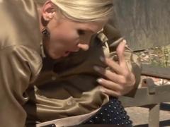 Hottest pornstars Tarra White and Sandra Sanchez in exotic blonde, brazilian porn video