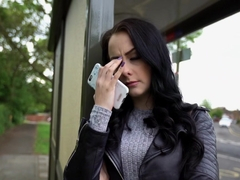 Alessa Savage In Cute British Chick Needs Cash