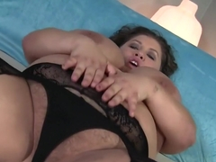 Exotic pornstar Keeani Lei in horny facial, small tits sex scene