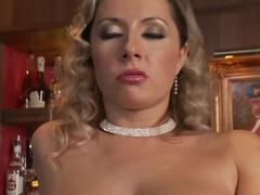 Best pornstar Daria Glower in incredible anal, blonde adult scene