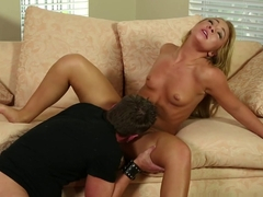 Best pornstars Eric Masterson, Katerina Kay in Exotic Blonde, Small Tits adult scene