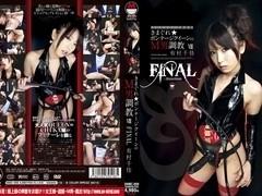 Arimura Chika in Chika Arimura 8 FINAL Torture M man of Capricious ? Bondage Queen