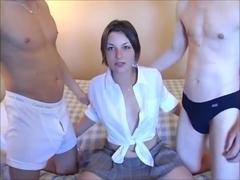hotel threesome