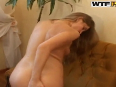 Ester and her boyfriend playing sex games
