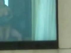 Window peeping 7