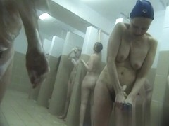 Hidden cameras in public pool showers 520