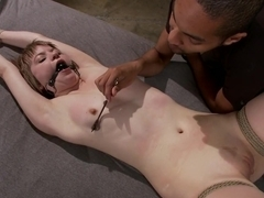 Amazing anal, fetish porn clip with incredible pornstars Mickey Mod and Alani Pi from Dungeonsex