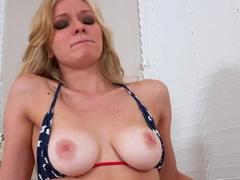 Horny pornstars Shae Summers, Alli Rae in Crazy Fingering, Lesbian porn scene