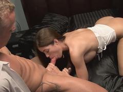 Amazing pornstars April Blue, Luke Hardy in Exotic Cumshots, Redhead adult scene