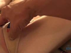 Fabulous pornstar Odette Delacroix in Best Blonde, College adult scene