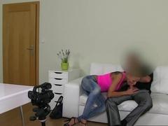 Crazy pornstar in Best European, Reality xxx movie