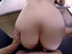 Exotic pornstar Emily Grey in Hottest POV, Small Tits porn clip