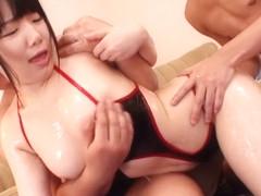 Incredible Japanese girl in Fabulous JAV censored Fingering, Small Tits movie