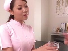 Crazy Japanese chick Anjie Esuwan in Best JAV censored Fetish, Handjobs movie