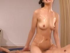 Exotic Japanese girl Miyazaki Rinon in Incredible JAV censored Small Tits, College clip