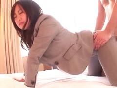Sumire Matsu, Azusa Yamaguchi, Yoshino Ichikawa, Hasumi2 in OL HYPER BEST HD part 1.3
