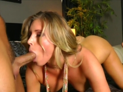 Crazy pornstar Samantha Saint in Horny Blonde, Big Tits xxx clip