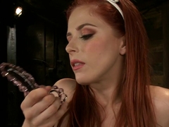 Horny fetish sex movie with best pornstar Penny Pax from Fuckingmachines