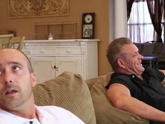 Incredible pornstar in Horny Facial, Group sex adult movie