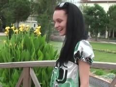 Margo & Aspen & Jocelyn in travel sex video with passionate hardcore fucking