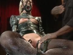 Maia Davis vs Jack Hammer