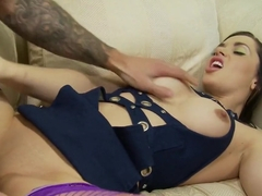 Hottest pornstar in amazing brazilian, college sex clip
