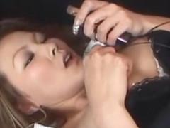 Exotic Japanese girl Mao Misaki in Fabulous Couple, Masturbation JAV scene