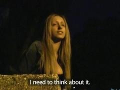 PublicAgent Movie Scene. Melanie