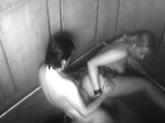 Elevator Sex Spy Movie Scene Scene