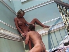 Amazing pornstars in Incredible Blonde, Hardcore sex movie