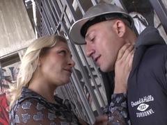 Horny pornstars Omar Galanti, Vittoria Risi in Crazy Big Ass, HD sex movie