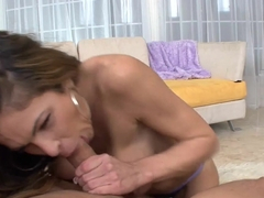 Hottest pornstar Hunter Bryce in Best Latina, Blowjob xxx clip