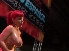 Hottest pornstar Carol Vega in Exotic Big Tits, Brunette adult scene