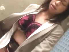 Best Japanese chick in Fabulous POV JAV clip
