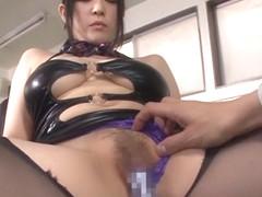 Aki Nagase in My Pet is a Big Breast Tutor part 1