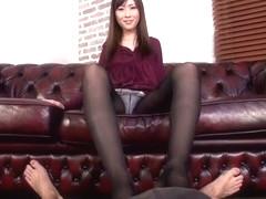 Uta Kohaku, Yuri Konishi, Kotone Amamiya in Stockings 3 part 1.2