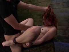 Hottest pornstar Rose Red in Fabulous College, Fetish porn clip