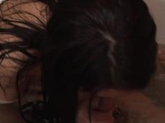 Best pornstar Miko Sinz in Crazy Massage, Showers porn movie