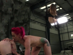 Crazy pornstars Samantha Bentley, Misha Cross, Angel Long in Exotic Dildos/Toys, Anal xxx clip
