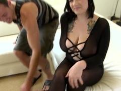 Crazy pornstar in Hottest Facial, Shaved porn video