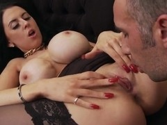 Amazing sex with Keiran Lee and  Louise Jenson