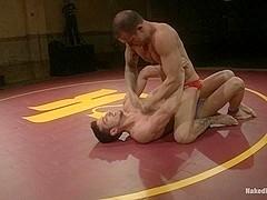 NakedKombat Casey The Mangler More vs Rod The Real Deal Daily
