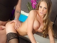 Shawna Lenee & Ike Diezel in Naughty Office