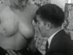 Retro Porn Archive Video: Femmes seules 1950's 12
