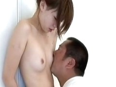 Usagi Amakusa Uncensored Hardcore Video with Masturbation, Creampie scenes