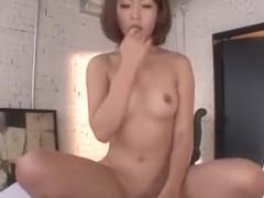 Hottest Japanese slut Yuna Hasegawa in Horny Dildos/Toys JAV clip