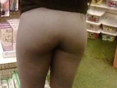 Grey Tights 2